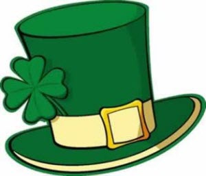 "Photo of St. Patrick's Day hat from blog of ""Happy St. Patrick's Day"" on SATgourmet.com by author of Cook Your Way Through The S.A.T., by Charis Freiman-Mendel"